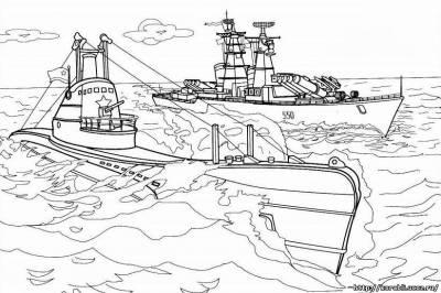 Подводная лодка щ 402