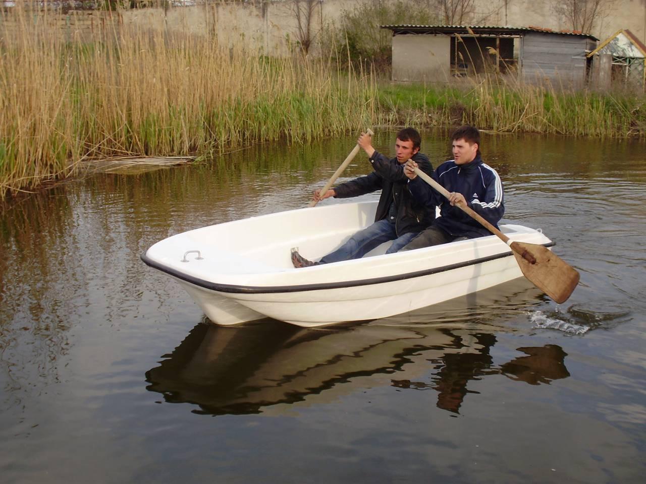 пластиковые лодки супер