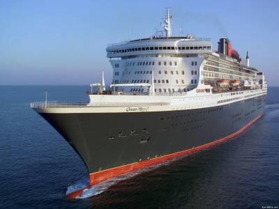 Океанский хвостовик «Queen Mary 0»