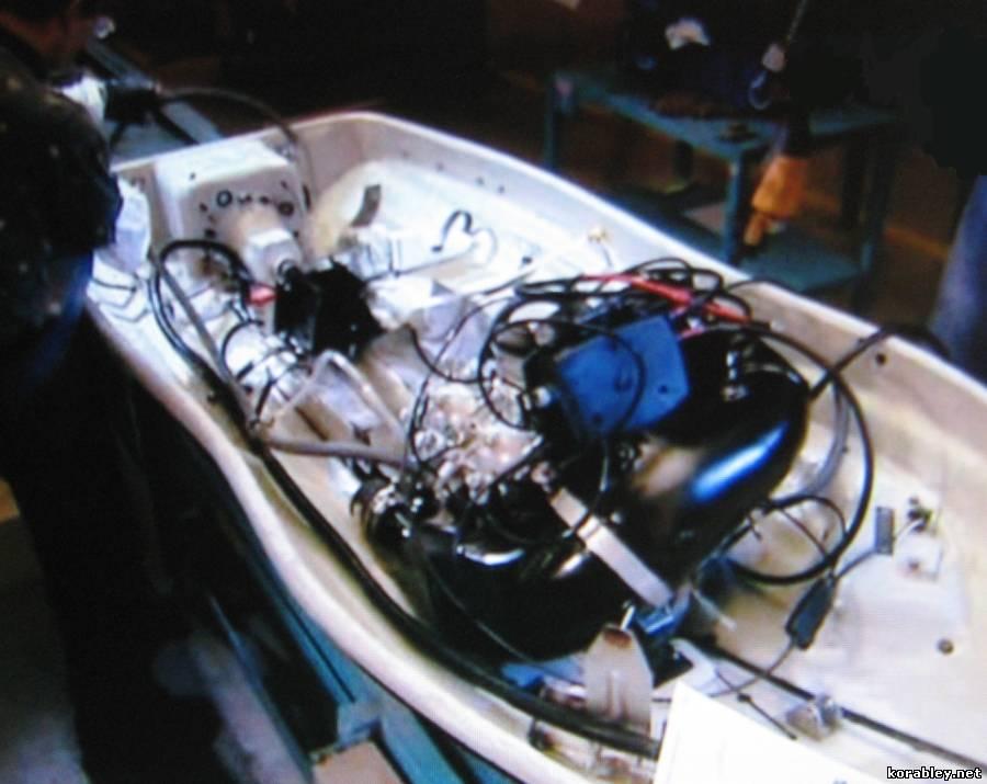 Ремонт гидроцикла бомбардир своими руками