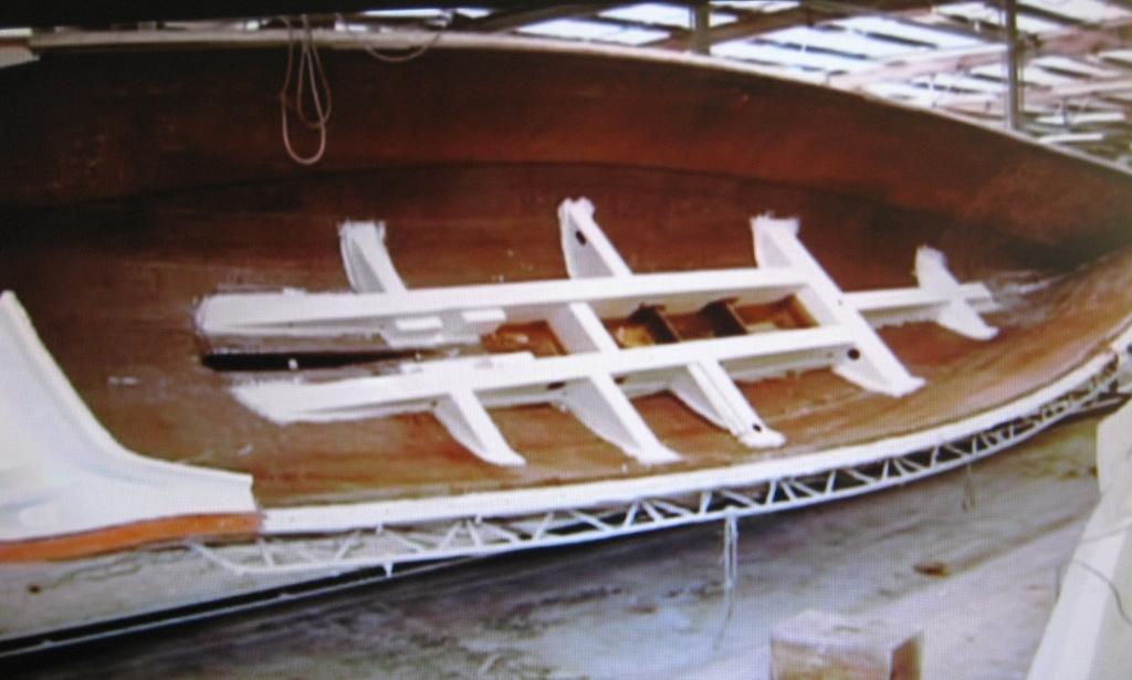 Постройка яхты своими руками фото