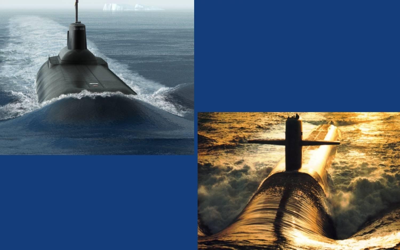лучшая атомная лодка россии
