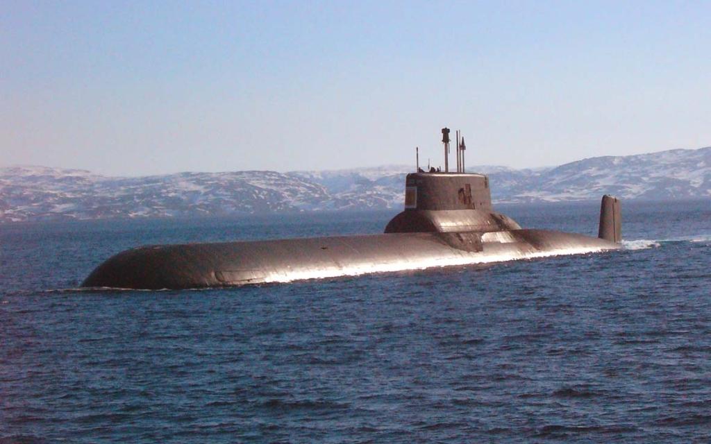 Атомные подводные лодки сравнение