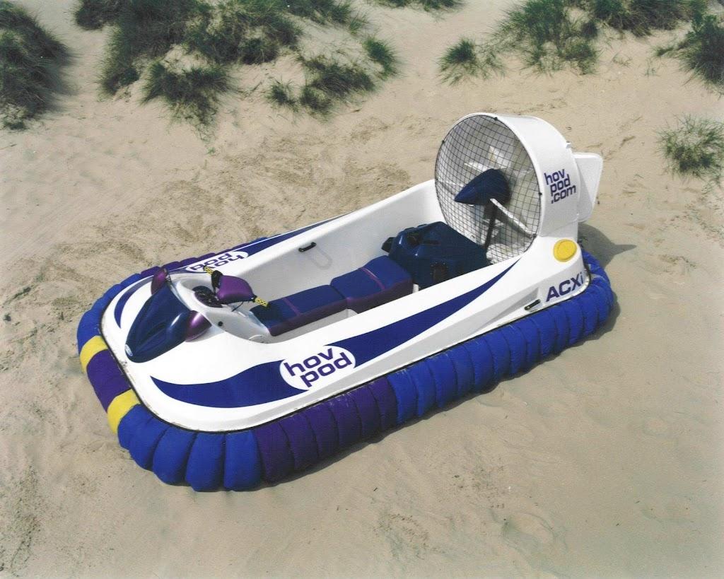 транспорт на воздушной подушке фото