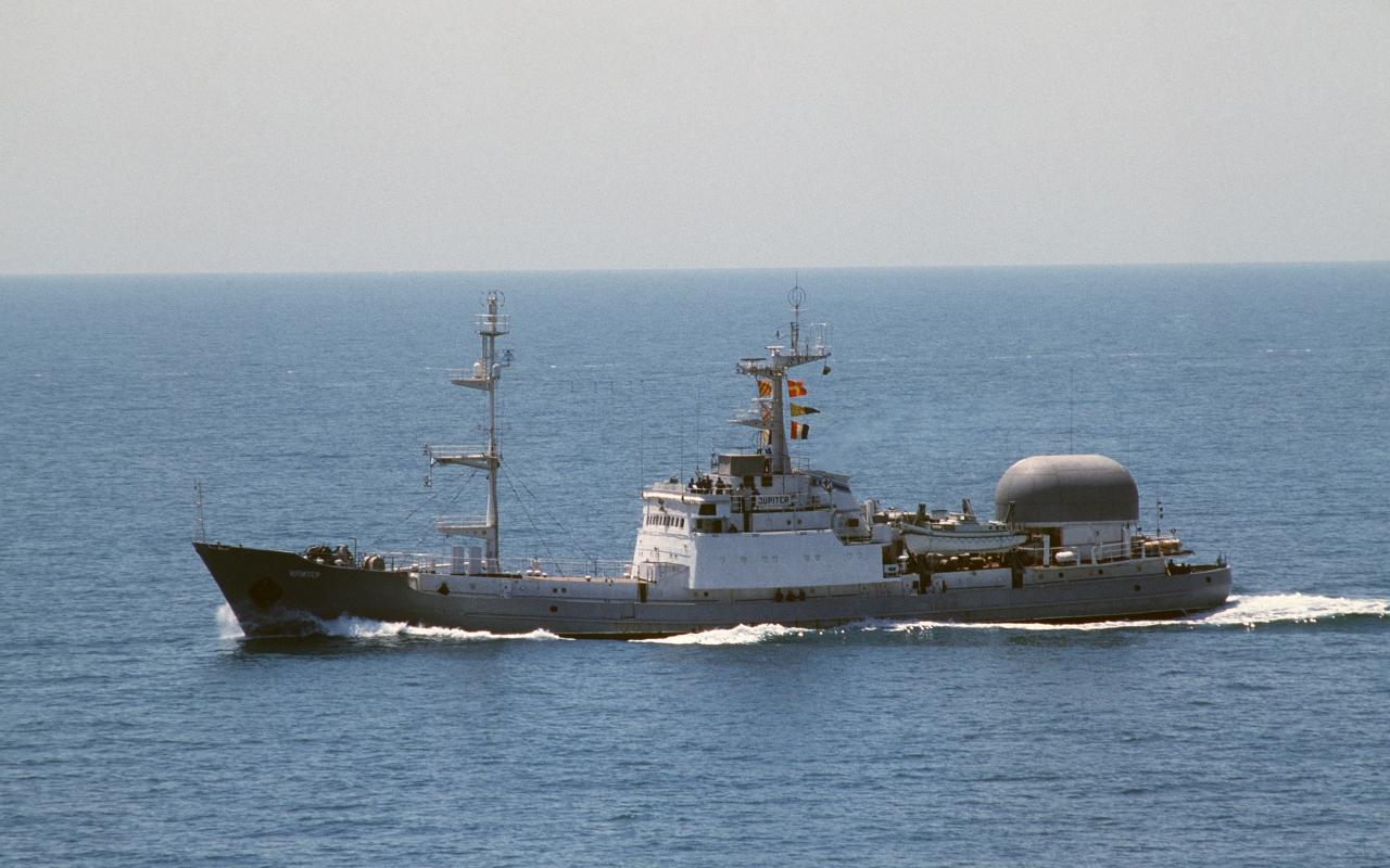 Средний разведывательный корабль типа меридиан проекта