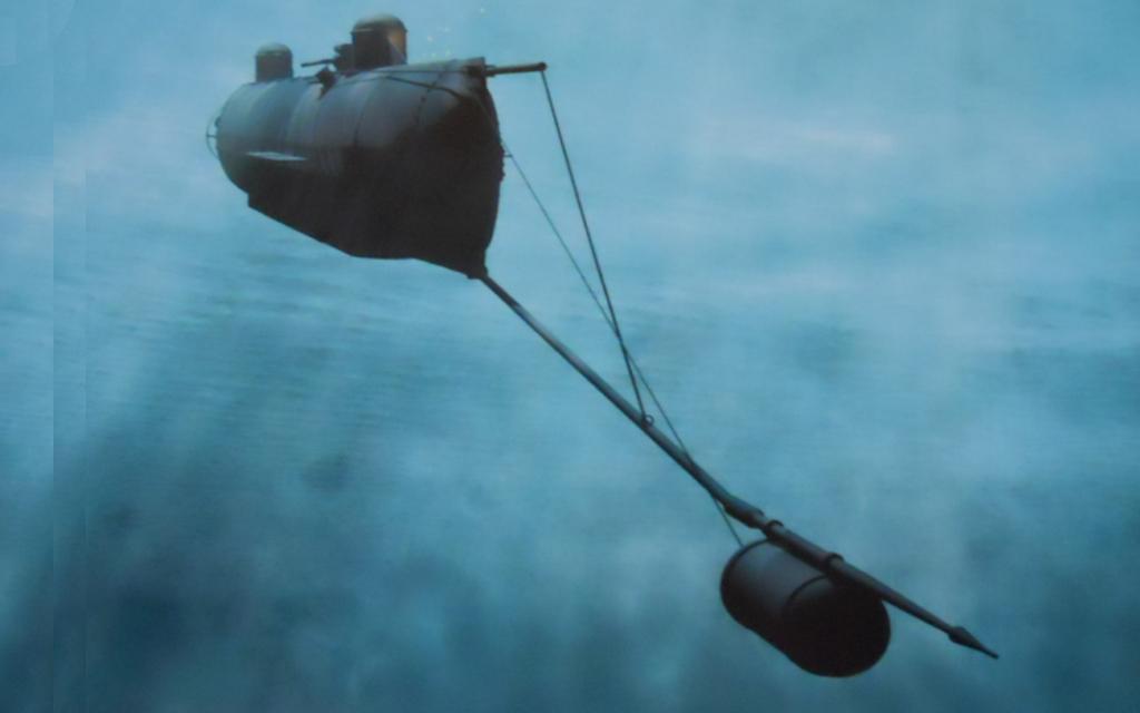 подводная лодка ханли википедия