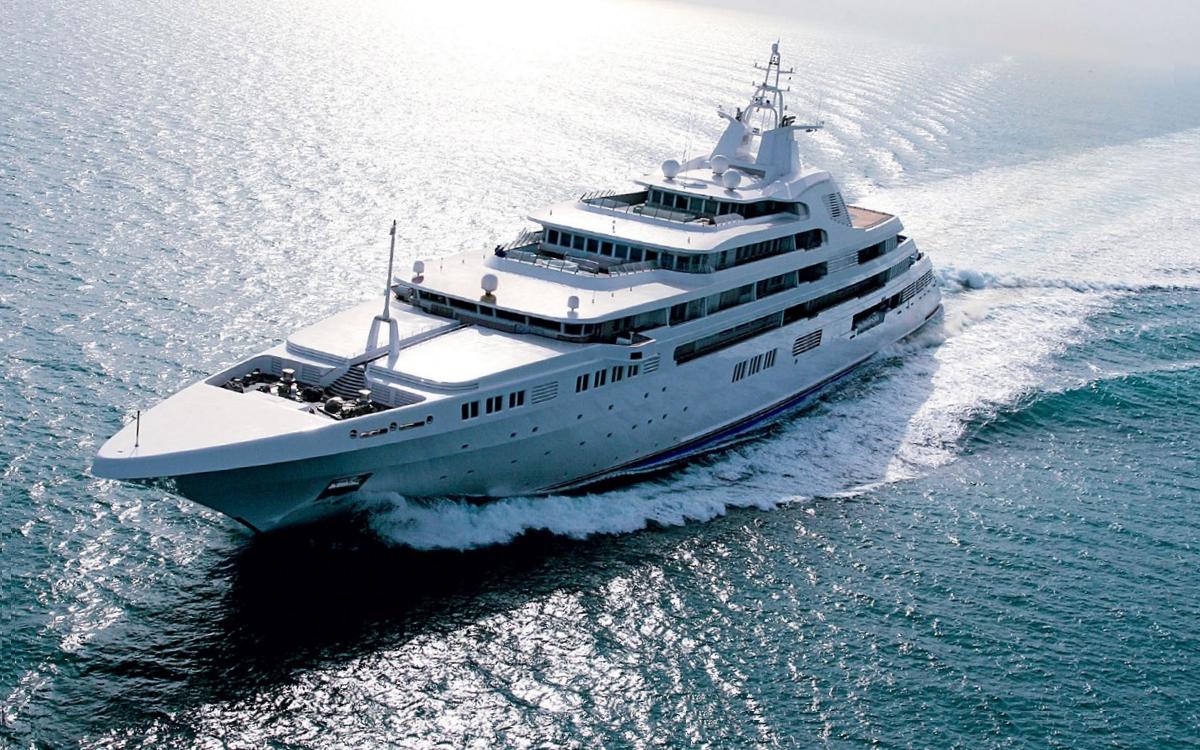 яхты морские фото
