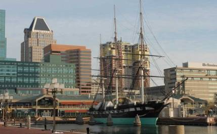 Фрегат «USS Constellation»