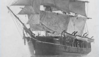 Китобойный барк «Charles F. Morgan»