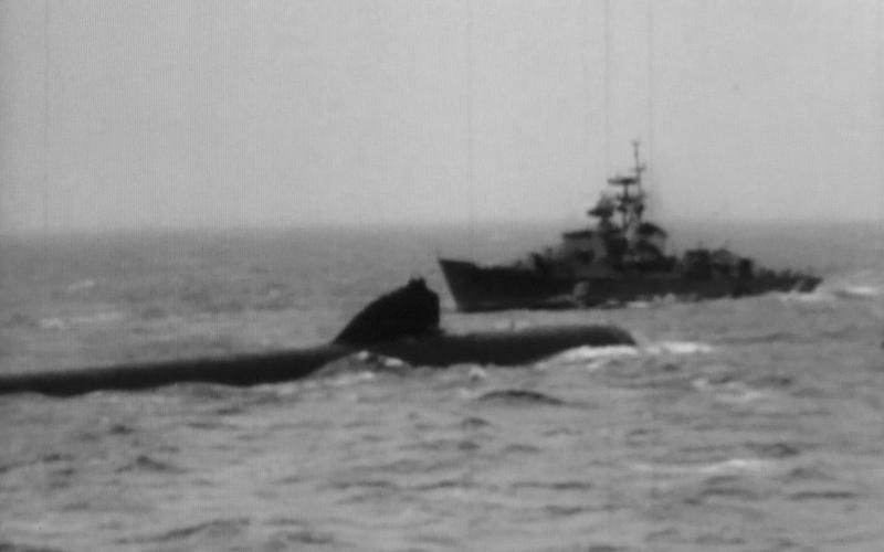 Первые атомные подводные лодки