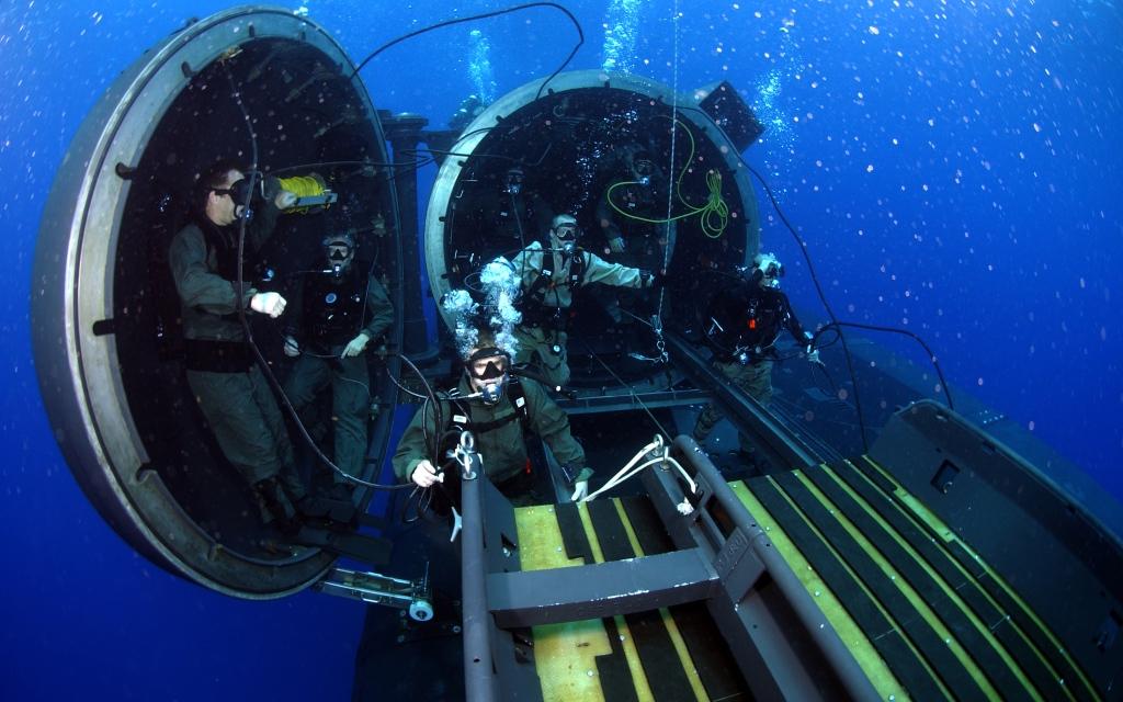 подводные лодки для специальных операций