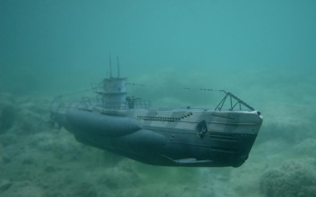Немецкие субмарины класса u boat стали