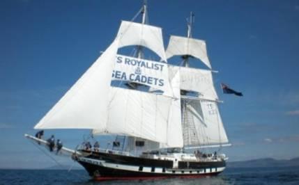 Учебный бриг «TS Royalist»
