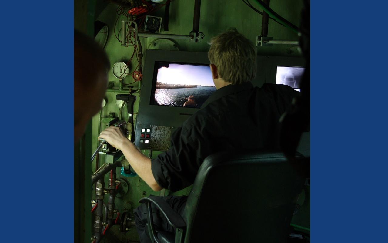 Самодельная подводная лодка uc3 nautilus