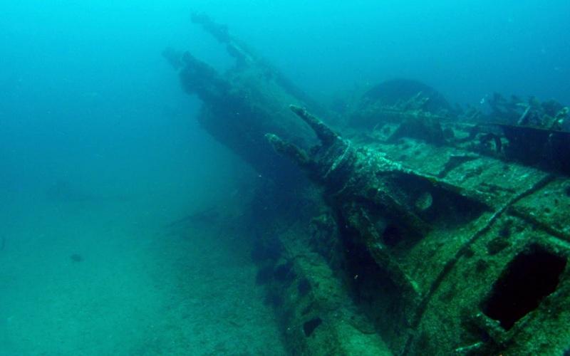 находки подводных лодок видео