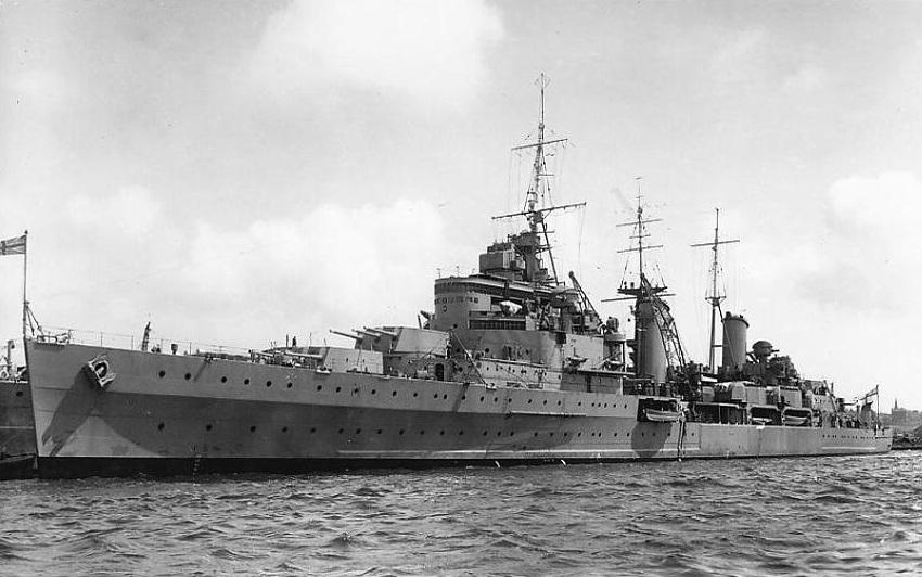 Обновление 0.5.13. Британские крейсеры. Рожденные в муках.