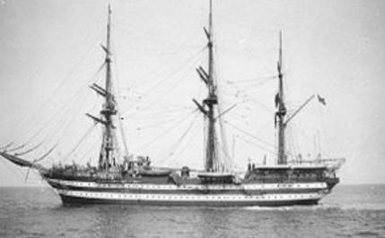 Парусный линкор «Cristoforo Colombo»