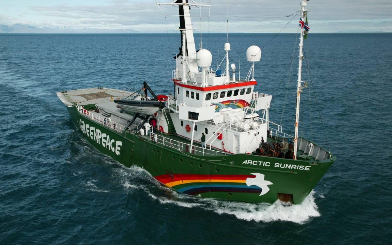 Нидерланды закончили собирать залог за освобождение Arctic Sunrise