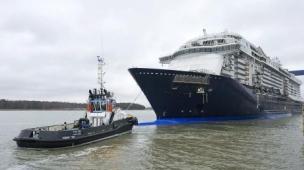 Пассажирское судно «Mein Schiff 3»