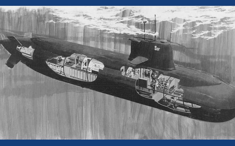 Субмарина sjöormen проект