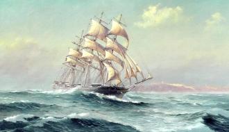 Становление военных кораблей