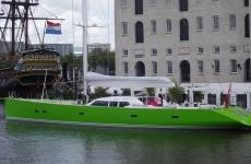 Инновационные супер-яхты