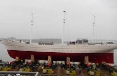 Новый парусник для ВМС Омана