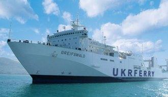 Украина расширяет водное сообщение