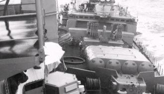 Противоборство кораблей