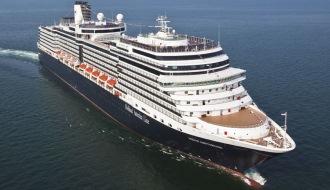Круизное судно «MS Nieuw Amsterdam»