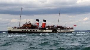 Круизный пароход «P.S. Waverley»