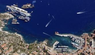 «Costa Concordia» спасение лайнера