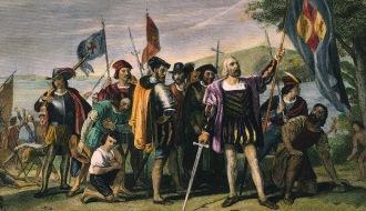 Забытое плавание Христофора Колумба - часть 2