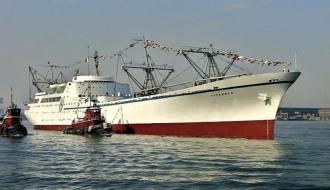 Атомное судно «Саванна»