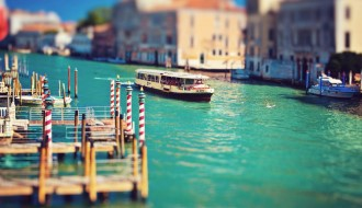 Прогулка по каналам Венеции