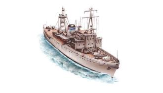 Экспедиционное судно «Невельской»