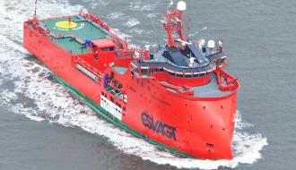 Судно-спасатель «Esvagt Aurora»