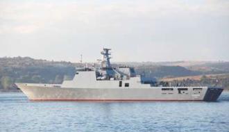 Патрульный корабль Bata