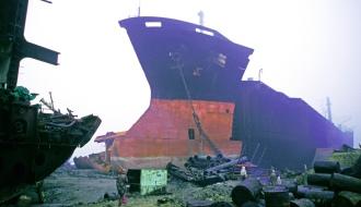 Читтагонг - кладбище кораблей