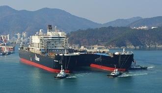 Самый большой корабль в мире построен