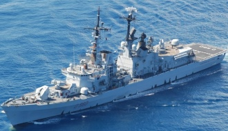 Итальянские эсминцы