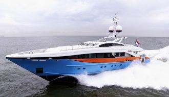 Эксклюзивная яхта «Аurеliа»