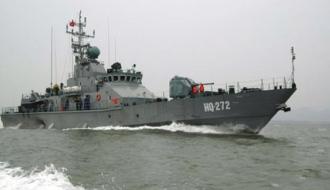 Вьетнамский артиллерийский корабль