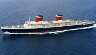 Океанский лайнер «SS America»