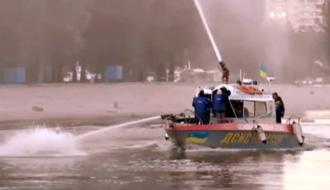 Маломерное пожарное судно