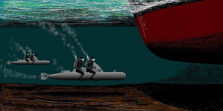 подводны лодки по интернету
