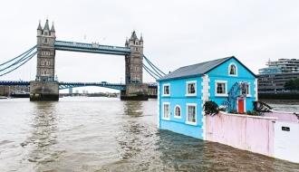 Плавучий дом по-английски