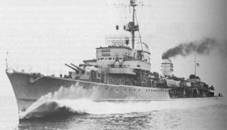 Немецкие эсминцы