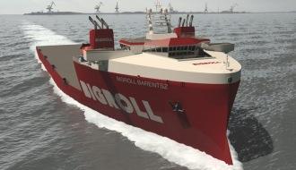 Морские модульные перевозчики