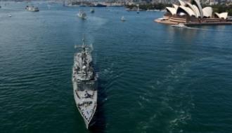 Военный флот Австралии